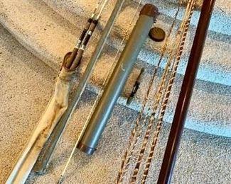 Vintage Cane Fishing Poles https://ctbids.com/#!/description/share/352470