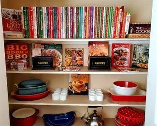 Cookbooks and Cookware