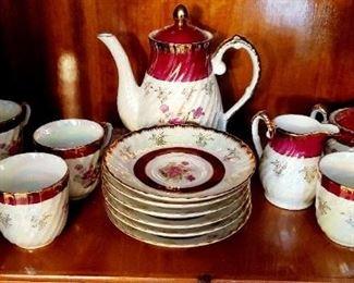 Fresh China Tea Set