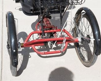 Sun 3- Wheel Adult Tricycle