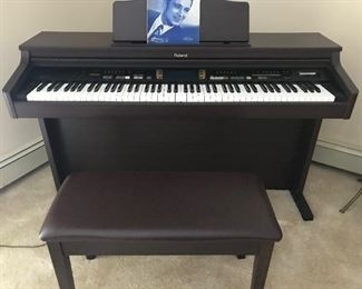 Roland electric piano