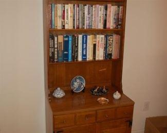 "Bookcase/cabinet - Ethan Allen, 30"" W x 28.5"" D x 78"" H"