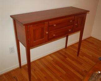 "Sideboard - Brown Street Furniture, 50"" W x 17 D x 29"" H"