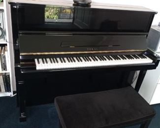 Tokai Upright Piano (owned by Piano teacher)