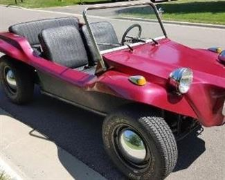 DUNE BUGGY / VOLKSWAGON ENGINE