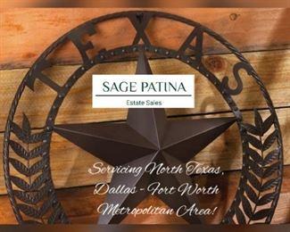 SAGE PATINA Estate Sales