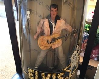 Elvis doll - new in box - $10