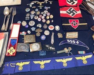 SSS 4 Boy scout patch starting bid item
