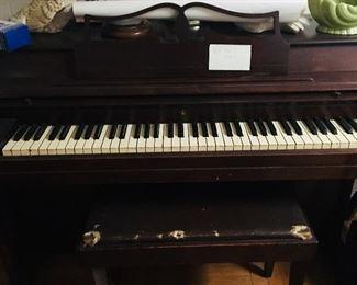 Piano $75