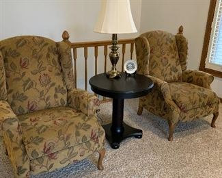 Reclining Chairs (EXCELLENT CONDITION) $139 ea