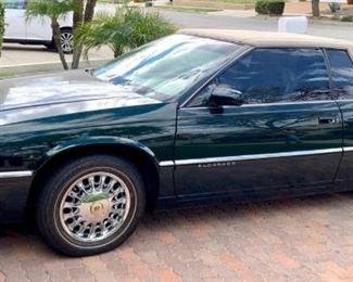 1996 Cadillac Eldorado Coupe 37,000 Miles