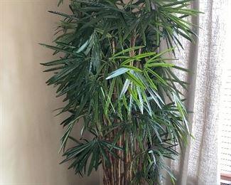FAUX FLOOR PLANT $80