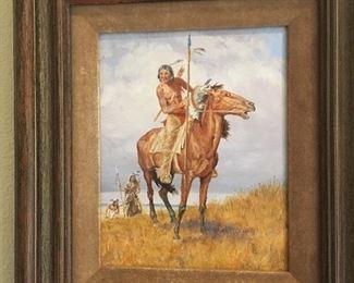 Item #1 Painting $40