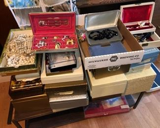 Jewelry is every single one of these boxes!!