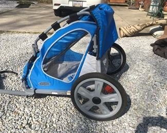 Child, Pet, or Grocery Bicycle Cart
