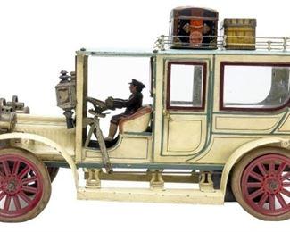 Carette Hand Enameled Limousine