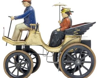 Gunthermann Horseless Carriage