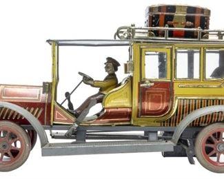 Hans Eberl Limousine