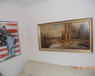 Lady Liberty Sold.