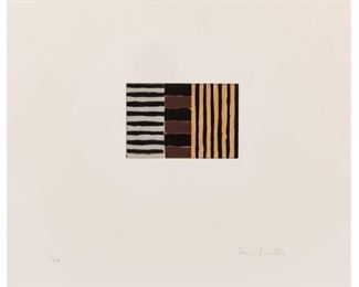 Sean Scully Limited Edition and Signed Portfolio