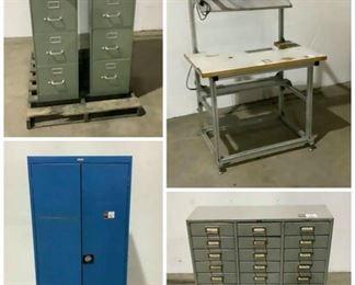 Storage Collage