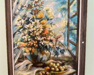 Large wall painting $25