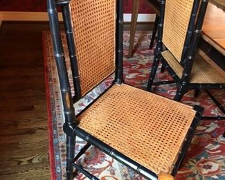 Dining Room Chairs (Priced with Table)