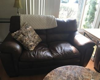 . . . this is its matching love seat.
