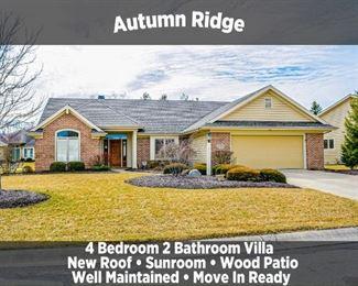 Thumbnail Autmn Ridge Villa