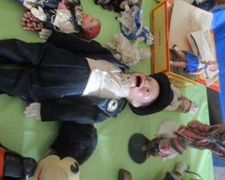 "Rare antique ""Charlie McCarthy"" doll"