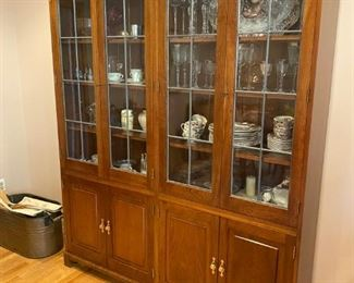 Pair of Stickley China Cabinets