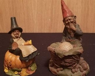 Tom Clark GNOMES CORNELIA and HOGAN