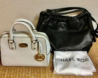 Michael Kors Handbags- One New w/ Tags https://ctbids.com/#!/description/share/360229