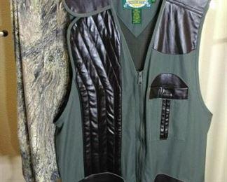 Cabelas hunting vest and Mossy Oak pants