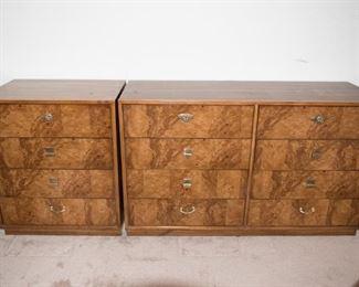H-109 Drexel Furniture 8 Drawer Dresser 914-620 18x48x29.5   $395.00
