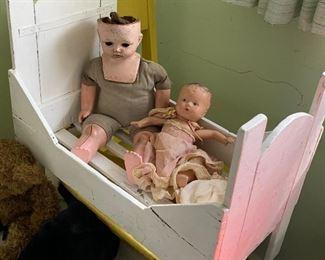 Antique Dolls