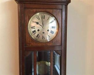 Beautiful Wall Chime Clock