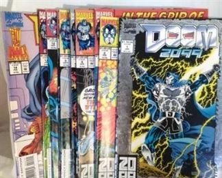 Doom 2099 comics