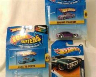 Hot Wheels in package