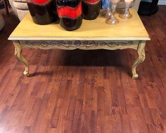 Coffee Table $125