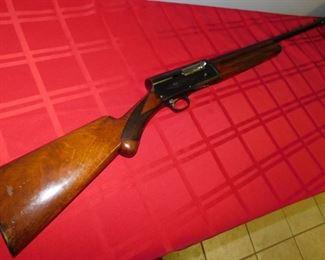 Browning Light Twelve 12 ga shotgun