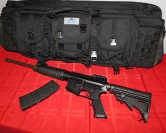 Smith & Wesson M&P 15 5.56 w/PMag & Case