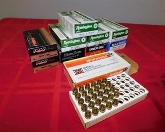 479 Rounds 9mm Luger Ammo