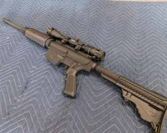 DPMS Panther Arms LR-308 AR-10 w/Vortex Diamondback Scope (UNFIRED)
