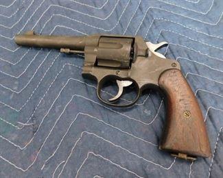 Colt US Army 1917 DA .45