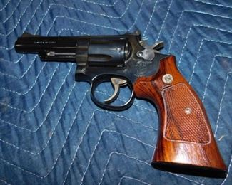 Smith & Wesson 19-5 .357 Magnum
