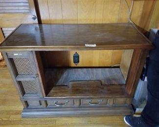Vintage Zenith Tv Case