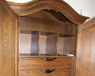 Armoire interior