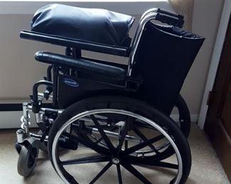 Tracer SX5 wheelchair @ $95