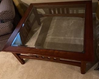 Ethan Allen Coffee Table $250.00